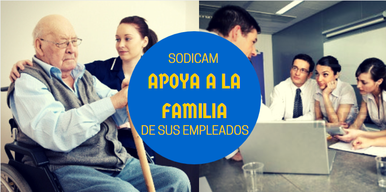 SODICAM apoya a la familia de los empleados | Erre Ese