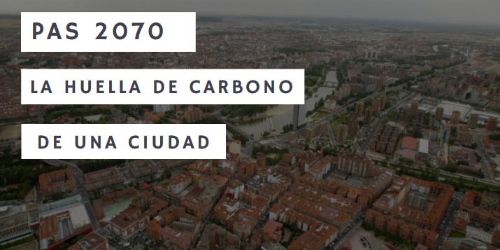 PAS 2070 Huella de Carbono de una ciudada| Erre Ese