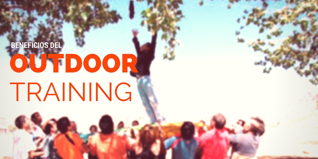 beneficios del outdoor training | Erre Ese