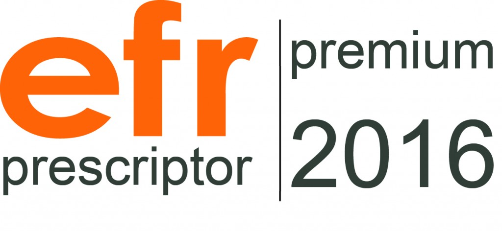 Prescriptor Premium EFR 2016 Erre Ese