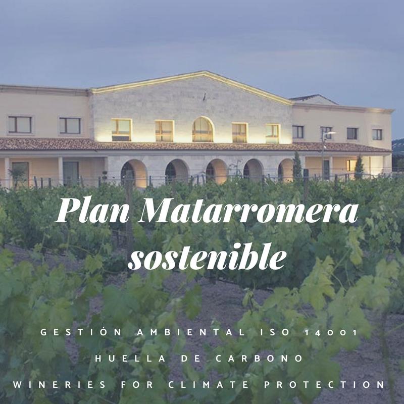 Plan Matarromera sostenible | Erre Ese