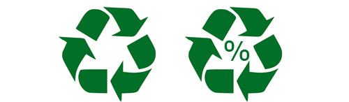 Símbolo reciclar | Erre Ese