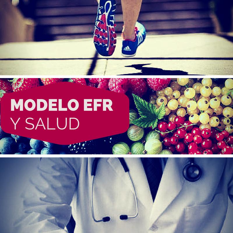 Modelo EFR y salud | Erre Ese