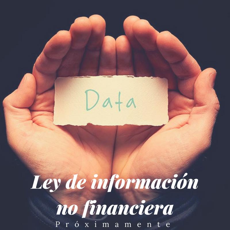 Proyecto de ley sobre información no financiera | Erre Ese