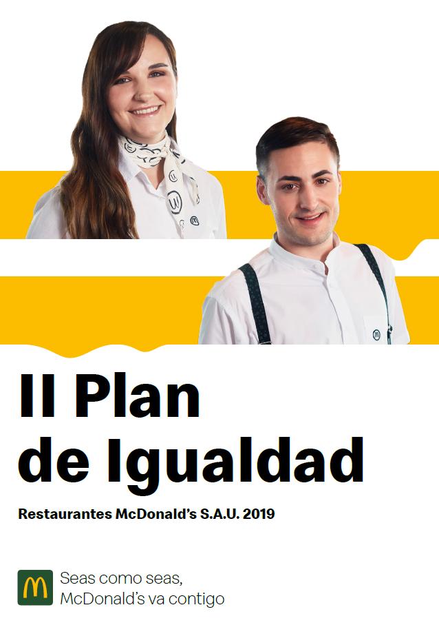 plan de igualdad mcd erreese